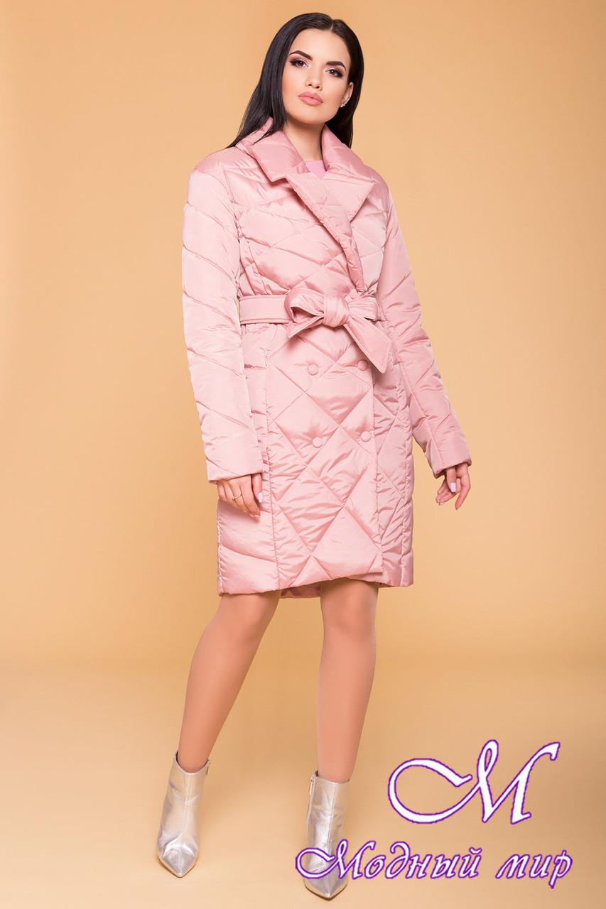 Женская куртка пальто осень весна (р. S, M, L) арт. Сандра 6422 - 41356