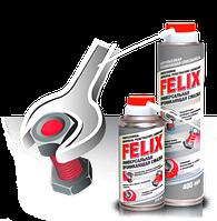 Универсальная проникающая смазка ( жидкий ключ ) Felix аэрозоль 400 мл.