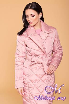 Женская куртка пальто осень весна (р. S, M, L) арт. Сандра 6422 - 41356, фото 2