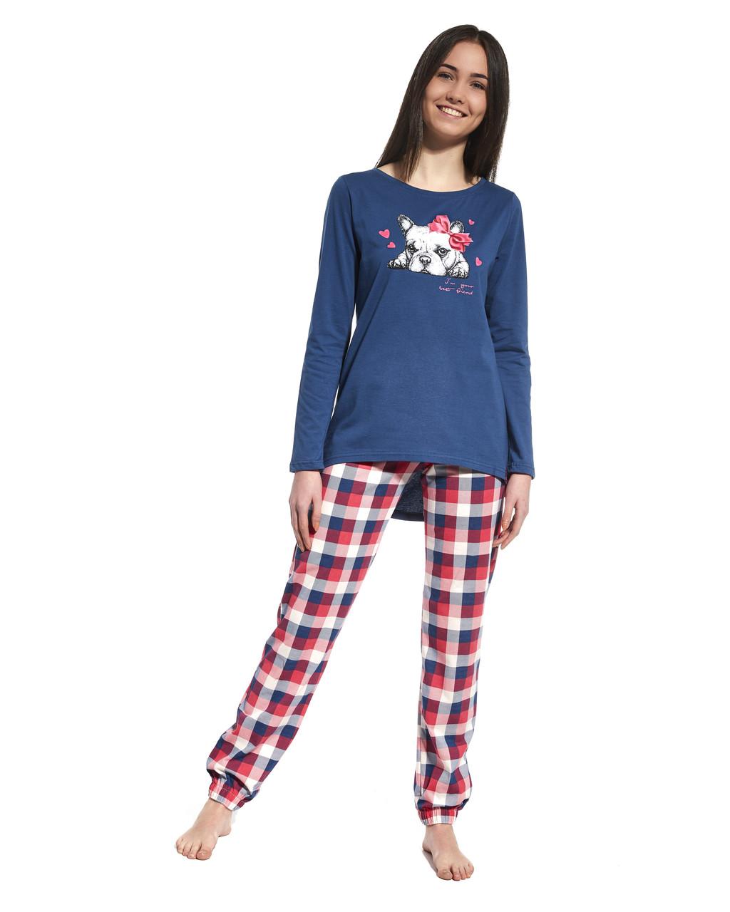 Пижама для девочки - подростка. Польша.Cornette 299/28 YOUR