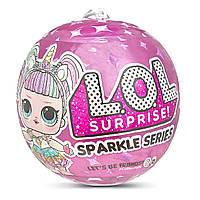 Кукла Лол Глиттер Блестящий L.O.L. Surprise! Dolls Sparkle Series A Оригинал!, фото 1
