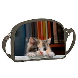 Сумка для подростков Junior girl Милый котенок (SDG_18A033_MBR)