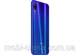 Смартфон Xiaomi Redmi Note 7 4 128GB Neptune blue  EU, фото 3