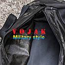 "Баул-рюкзак армейский 80л. ""Кочевник"" MULTICAM BLACK, фото 3"
