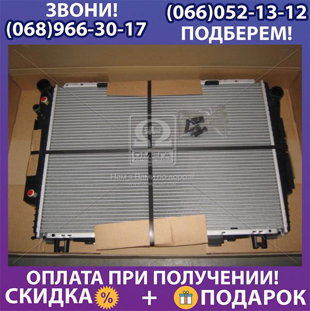 Радиатор охлаждения MERCEDES S-CLASS W140 (91-) (пр-во Nissens) (арт. 62716A)