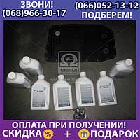 Комплект для замены масла ZF LIFEGUARDFLUID 6 (7х1л+сервисный к-т) АКПП 6HP26/26x/28/28x/32, (арт. 1068.298.062)