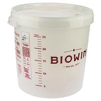 Емкость для брожения пластиковая 30 л. (Прозрачная)  Biowin