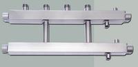 Распределительный коллектор на 2 выхода вверх HidroMix