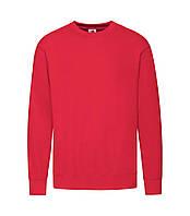 Мужской свитер легкий красный 156-40