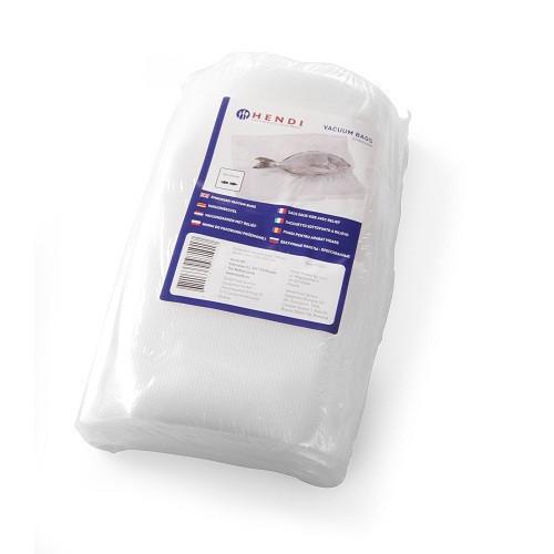 Пакеты для вакуумной упаковки - гофрированные, 150x400 мм, 100 шт 971420 Hendi (Нидерланды)