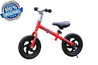 Беговел (велобег) KIDIGO LX G VM8R, красный, фото 1