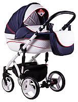 Детская универсальная коляска 2 в 1 Adamex Prince X-8