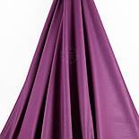 Клапоть попліну колір ожиновий №68-1380, розмір 37*120 см, фото 2