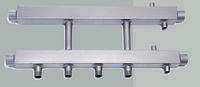 Распределительный коллектор на 2 выхода вниз HidroMix