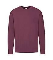 Мужской свитер легкий бордовый 156-41
