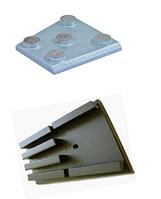Фракфурт для финишной шлифовки нормального бетона FСN 5-120 для машины GM 122/245