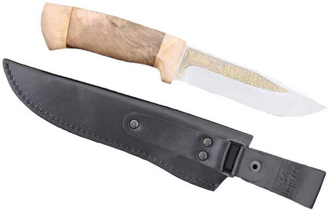 """Нож """"АиР""""  """"Турист"""" (подарочный) 40Х10С2М, фото 2"""