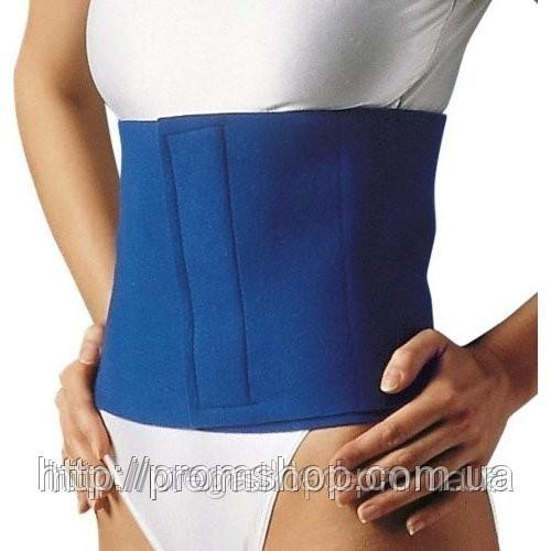 Пояс для похудения Waist Trimmer- с эффектом сауны.