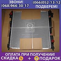 Радиатор охлаждения SSANG YONG  ACTYON/ KYRON (05-) (пр-во Nissens) (арт. 64316)