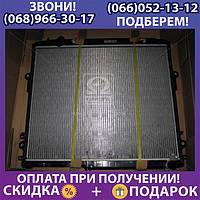 Радиатор охлождения ТОЙОТА LAND CRUISER J200 (08-) 4.5 TD (пр-во Nissens) (арт. 646826)