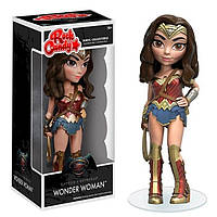 Фигурка Funko Rock Candy Фанко Рок Кэнди ДС Чудо женщина DC Wonder Woman 12,5 cм WW RC4