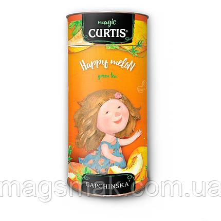 Чай зеленый Curtis Happy Melon 80г, фото 2