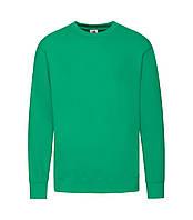Мужской свитер легкий зеленый 156-47