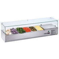 Настольная витрина саладетта THV 38-1500 FROSTY (салат-бар)