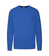 Мужской свитер легкий синий 156-51