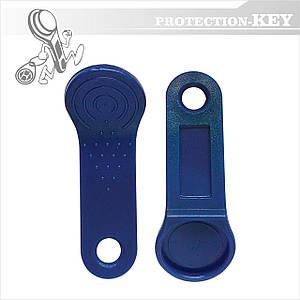 Держатель таблеток контактного ключа (TM) №1 Ø17 мм Синий