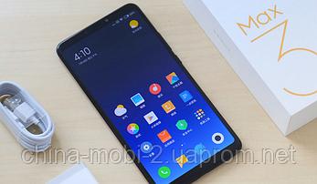 Смартфон Xiaomi Mi Max 3 4 64Gb Blak, фото 2