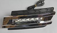 Штатные дневные ходовые огни DRL 1370 (Mercedes GL W164)