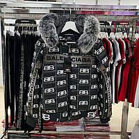 Брендовая куртка Balenciaga