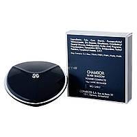 Пудра с запасным блоком - Chambor Silver Shadow Compact Powder  (Оригинал)