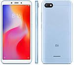 Мобильный телефон Xiaomi Redmi 6A 2/16GB Blue (Международная версия), фото 3