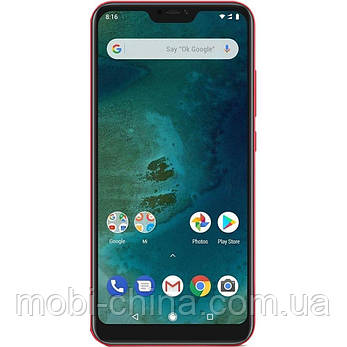 Смартфон Xiaomi Mi A2 Lite 4 64Gb Red EU, фото 2