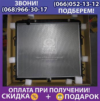Радиатор охлождения LEXUS LX 570 (07-) (пр-во Nissens) (арт. 646827)