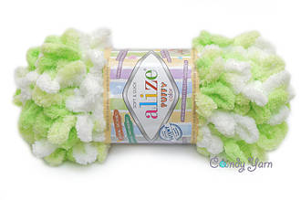 Alize Puffy Color, №5937