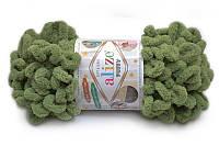 Alize Puffy, Зеленый №485
