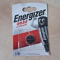 Дискова батарейка ENERGIZER Cell Lithium 3V CR2032