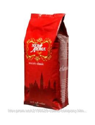 Кофе в зернах Nero Aroma Classic,1 кг