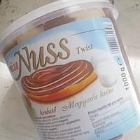 Шоколадно ореховый крем Nuss из Венгрии 1000г.