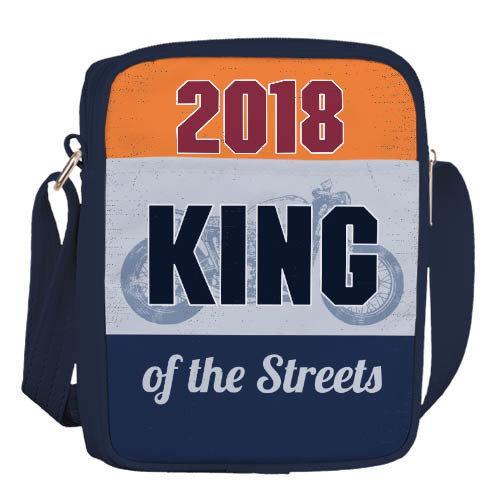 Сумка для подростков Junior boy King of the streets (SDB_18A016_TSI)