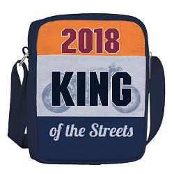 Сумка для підлітків Junior boy King of the streets (SDB_18A016_TSI)