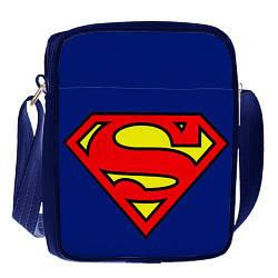 Сумка для підлітків Junior boy Superman (SDB_18A012_SI)