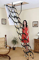 Чердачная лестница Факро (Fakro) LST 70х80, фото 1