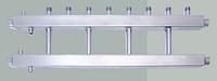 Распределительный коллектор на 4 выхода вверх HidroMix