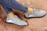 Женские летние кроссовки Kian серые 1160, фото 1