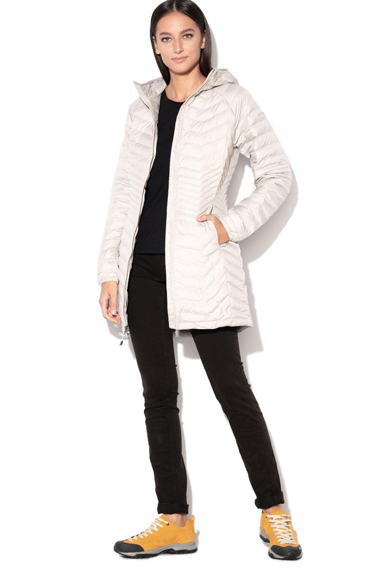Женское пальто Columbia Powder Lite Mid Jacket Women's Long Jacket
