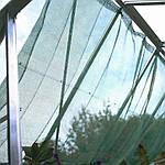 Защитная затеняющая сетка для растений - применение